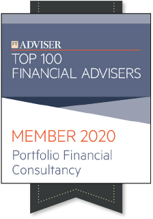 Top 100 Financial Advisers Members 2020
